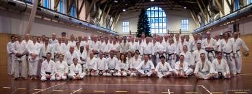 Suisse Shotokan mit Eli Cohen. Bern 2015
